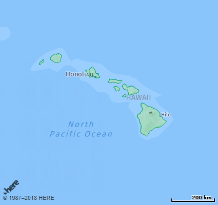Honolulu Hawaii Zip Code Map.Listing Of All Zip Codes In The State Of Hawaii