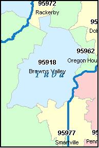 Area code for yuba city ca