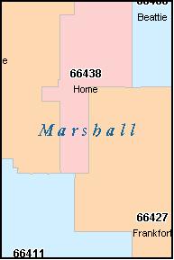 Marshall County Color Code