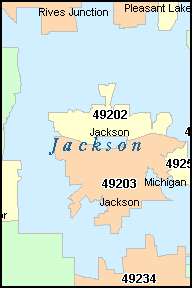 Jackson Mi Zip Code Map.Download Southwest Michigan Zip Code Free Software