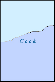 COOK County, MN ZIP Code Map