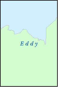 EDDY County, NM ZIP Code Map