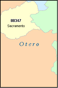 Otero County New Mexico