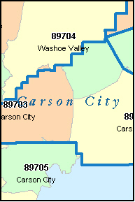 Carson City Nv Zip Code Map | Zip Code MAP