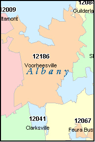 Albany Zip Code Map Albany Zip Code Map | Zip Code MAP Albany Zip Code Map