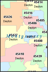Dayton Zip Code Map Dayton Ohio Zip Code Map | Zip Code MAP Dayton Zip Code Map
