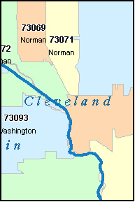 Distance Between Norman And Oklahoma City
