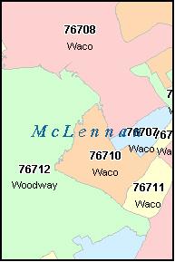 Waco Zip Code Map Waco Texas Zip Code Map | Business Ideas 2013 Waco Zip Code Map