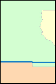 JEFFERSON County, WA ZIP Code Map