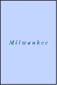 MILWAUKEE County, WI ZIP Code Map