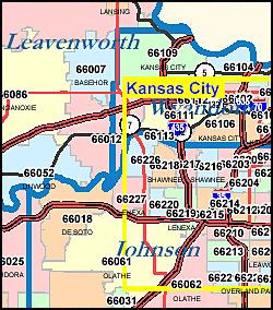 Kansas Zip Codes Zip Code Database Zip Code Maps Autos Post
