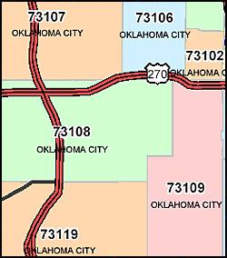seminole county zip code map