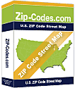 Order the ZIP Code Carrier Route Street Map